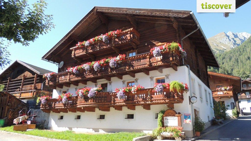 View from outside In summer - Stoanahof Virgen in Osttirol