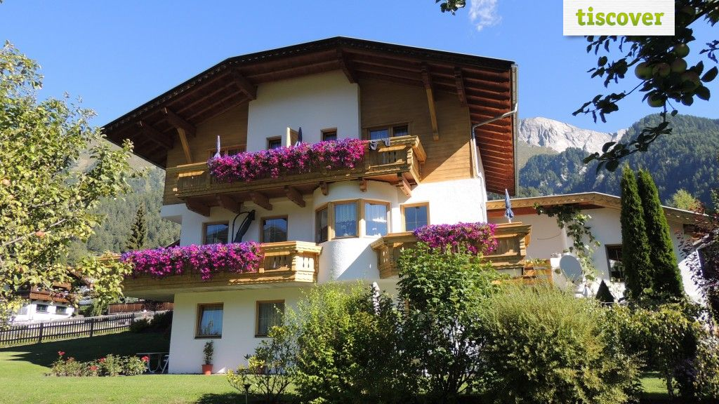 View from outside In summer - Fuetsch Irma Virgen in Osttirol