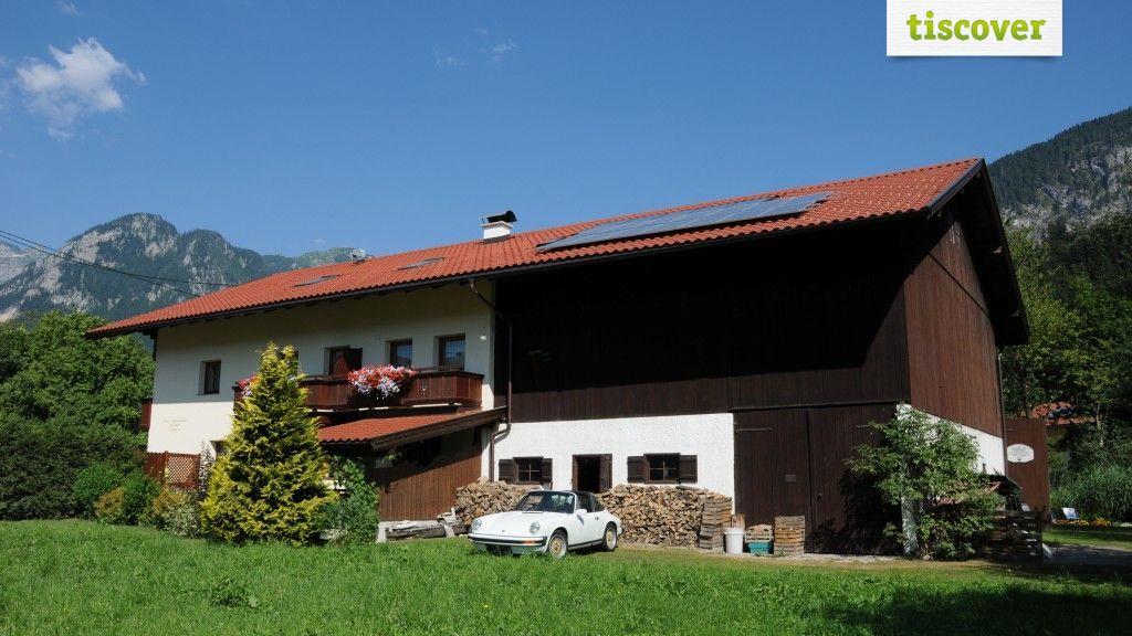 Aussenansicht im Sommer - Ferienappartements Meixner Kramsach