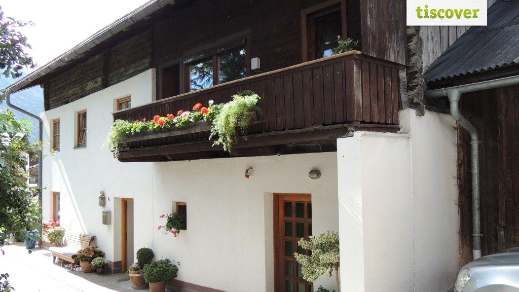 Aussenansicht im Sommer - Ferienwohnung Maria Matrei in Osttirol