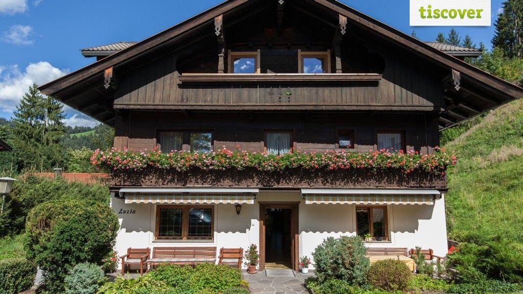 Aussenansicht im Sommer - Haus Luzia Reith im Alpbachtal