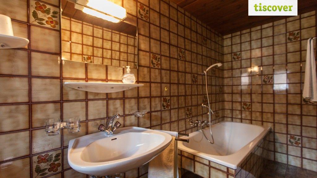 Badezimmer  - Haus Luzia Reith im Alpbachtal