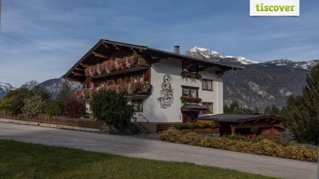 Aussenansicht im Sommer - Haus Midi Reith im Alpbachtal