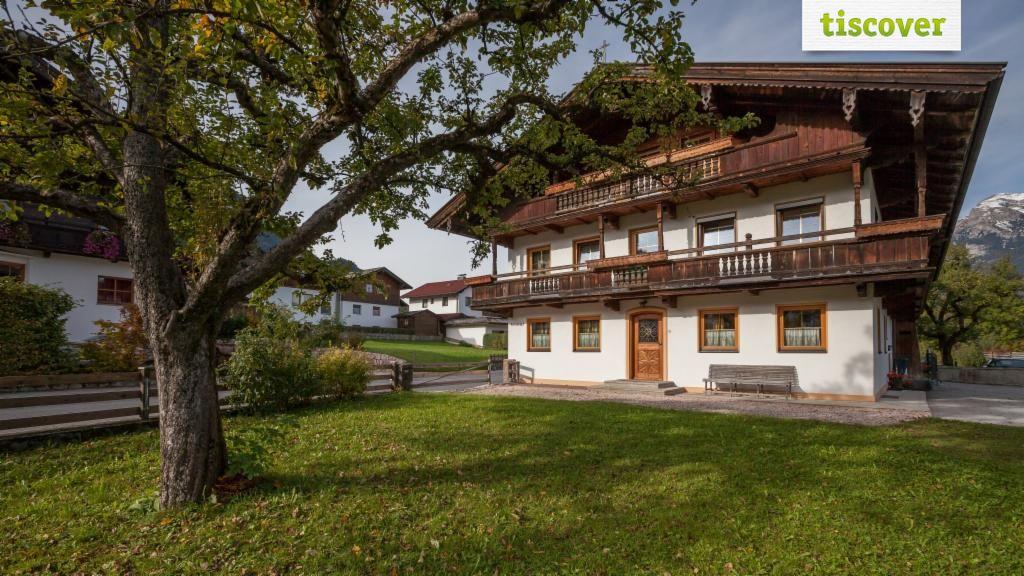 Aussenansicht im Sommer - Kienberghof Reith im Alpbachtal