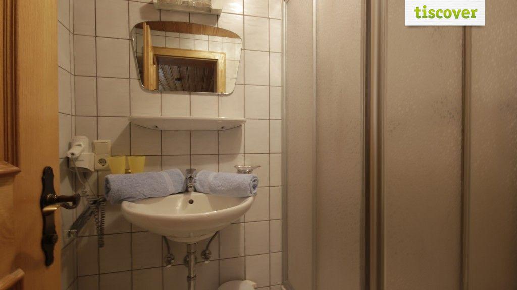 Bathroom  - Apart Baeckerei Cafe DORFBAECK... Kaunertal