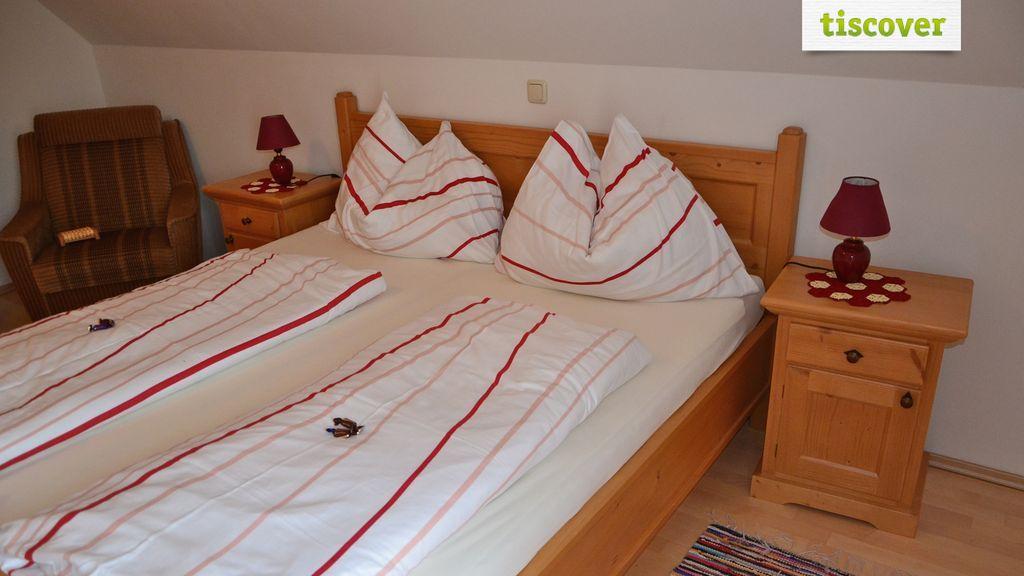 Doppelzimmer (Standard) im Sommer