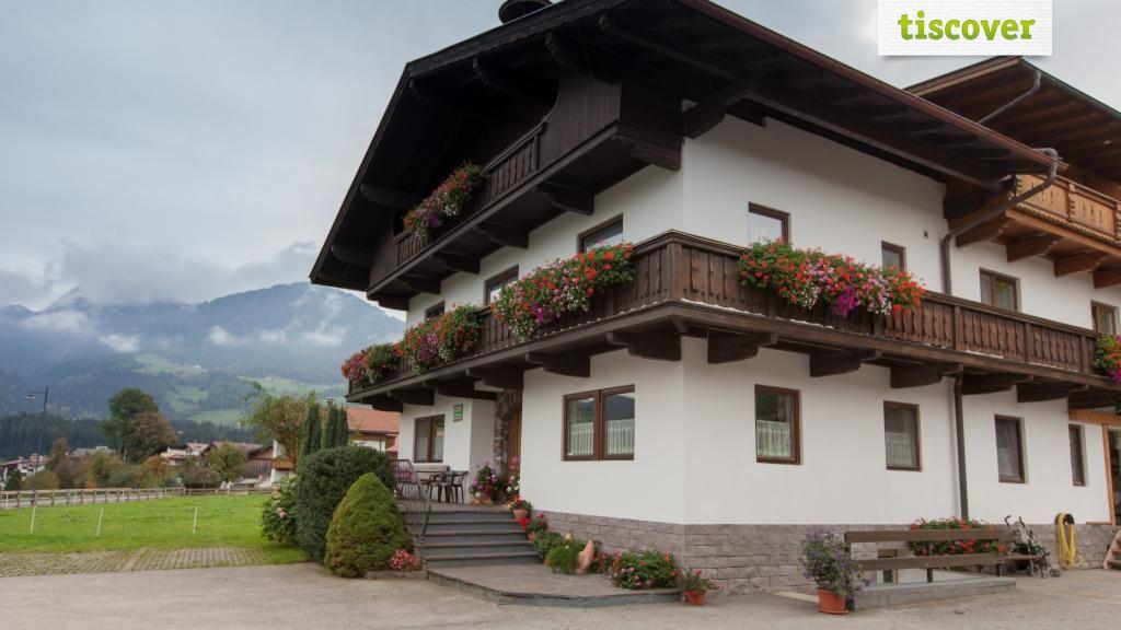 Aussenansicht im Sommer - Neubauhof Reith im Alpbachtal