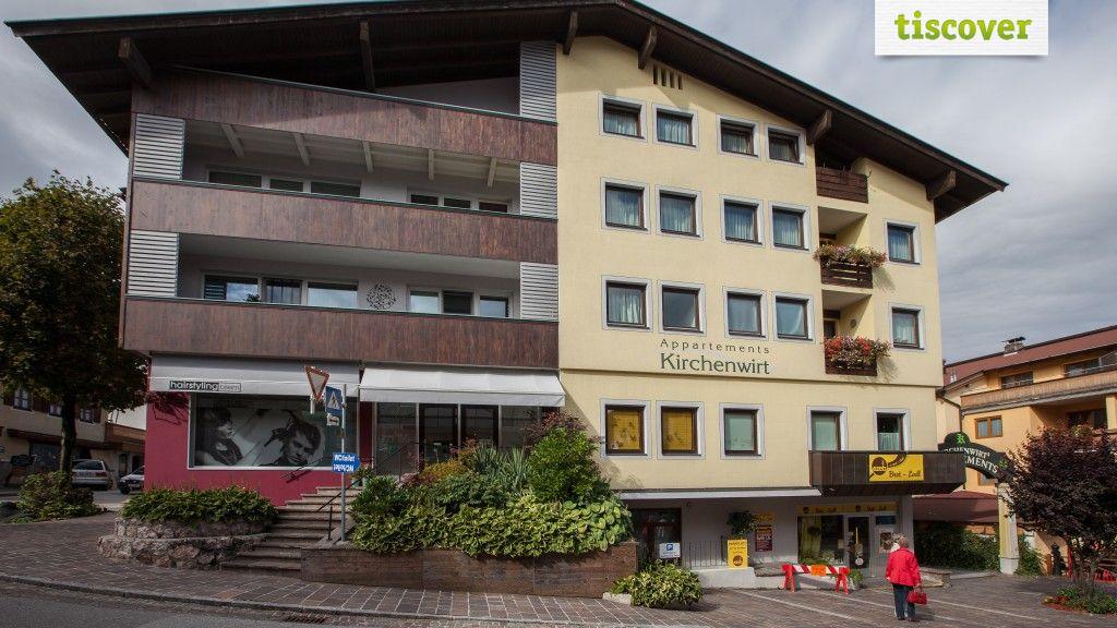 Aussenansicht im Sommer - Appartement Kirchenwirt Reith im Alpbachtal
