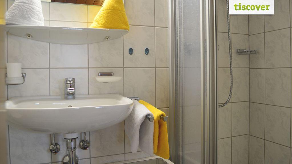 Badezimmer  - Obholzhof Scheffau am Wilden Kaiser