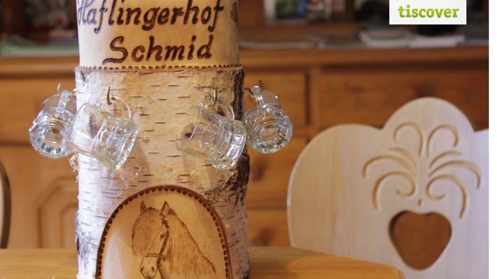 Innenansicht  - Haflingerhof Kaunertal