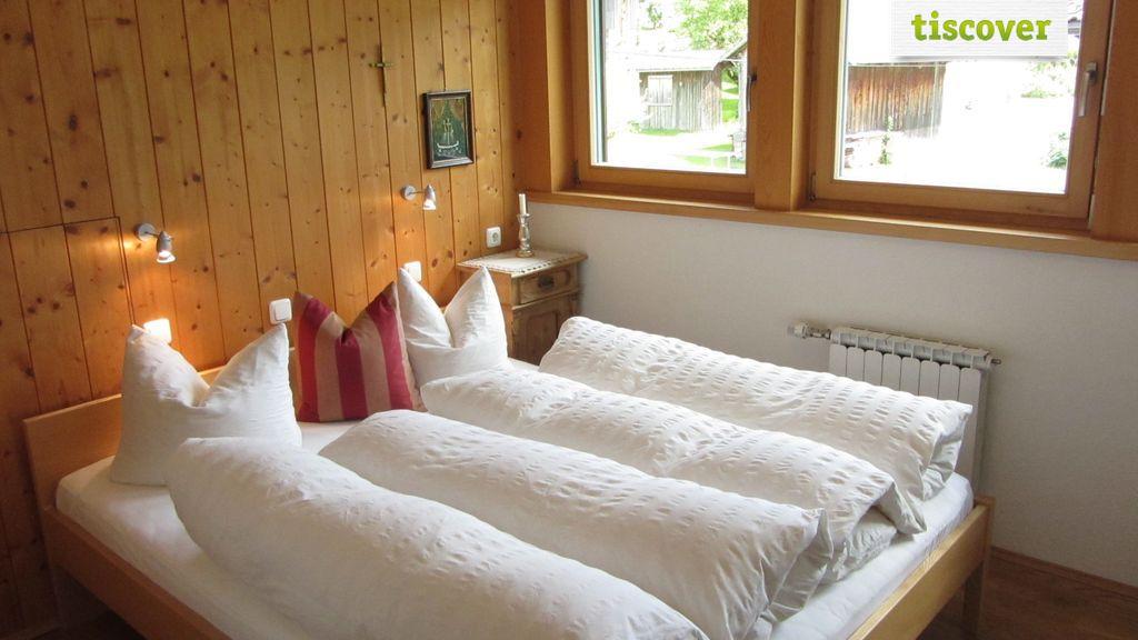 Apartment In winter, Apartment Ferienwohnung Dachgeschoß