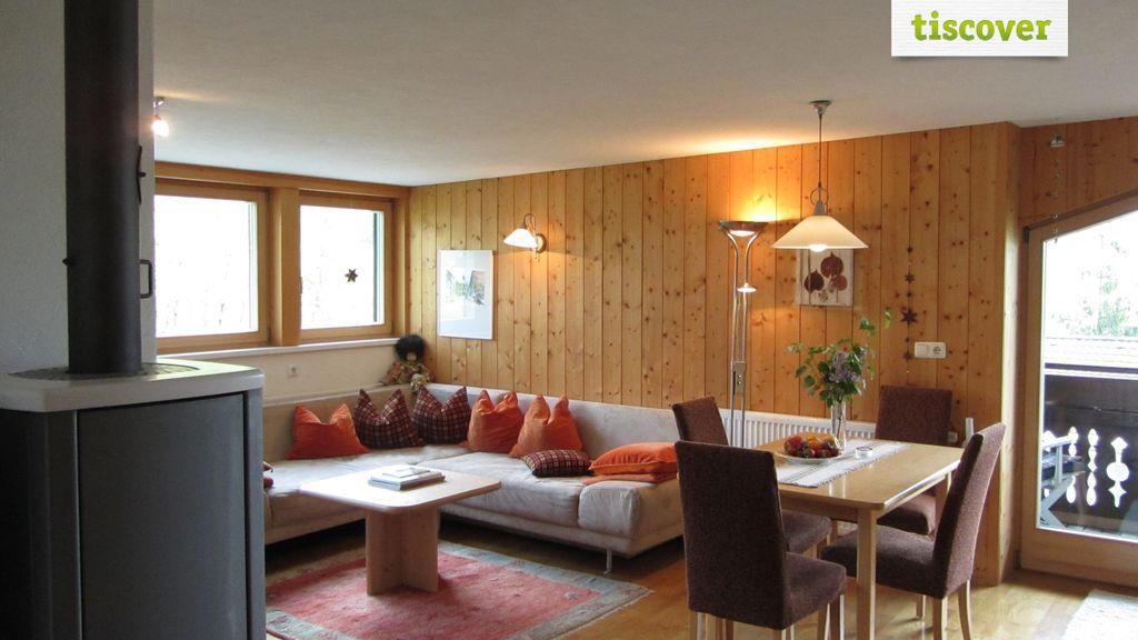 Appartment im Winter, Ferienwohnung Ferienwohnung Dachgeschoß