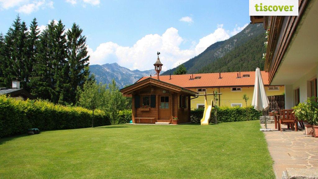 Aussenansicht im Sommer - Landhaus Viktoria Maurach am Achensee