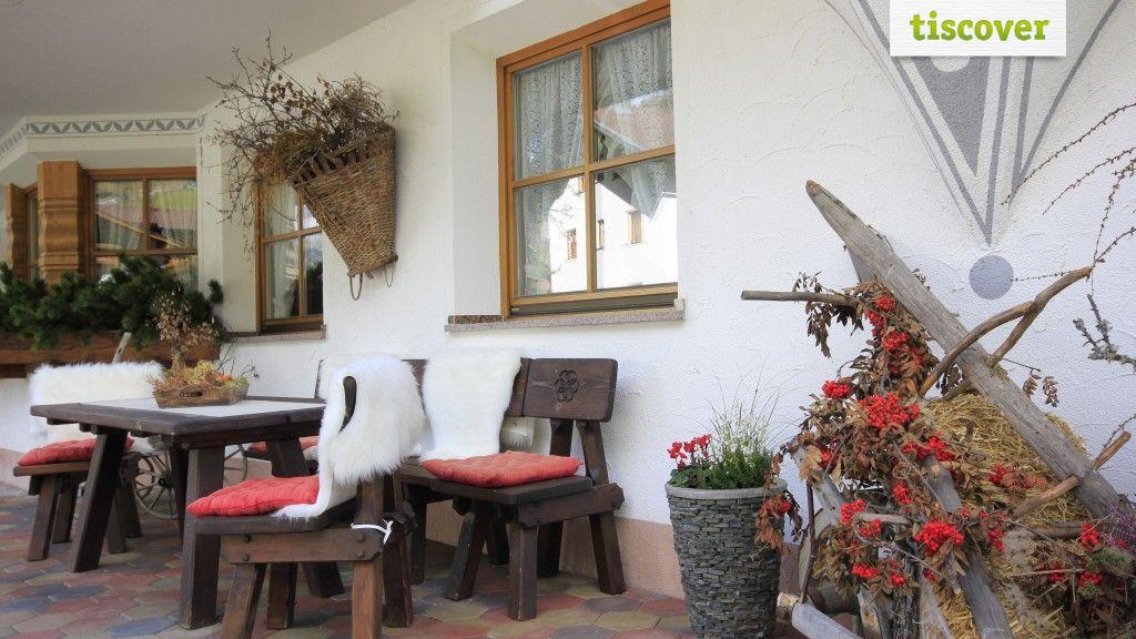 View from outside In summer - Apart Brigitte Kaunertal