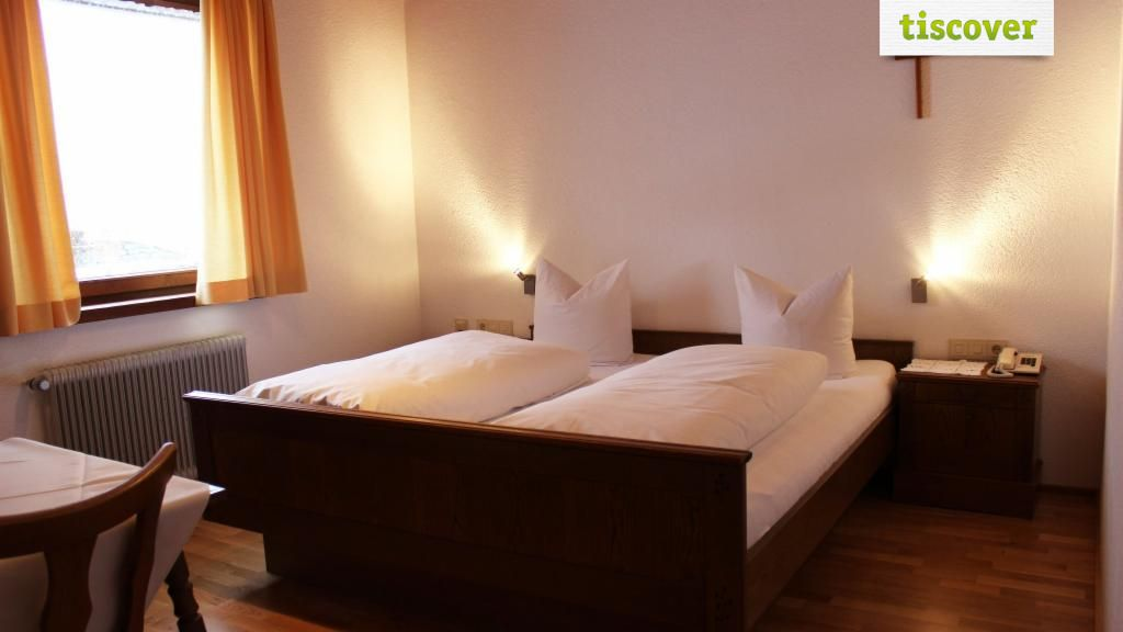 Double Room (Standard)  - Gaestehaus Pension Barbara Andelsbuch