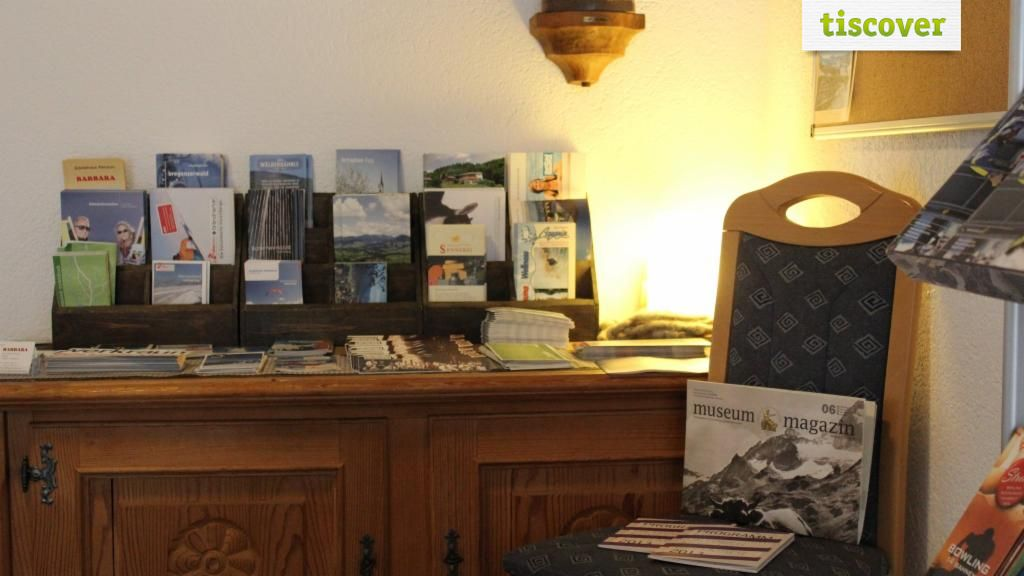 Hotel - Interior View  - Gaestehaus Pension Barbara Andelsbuch