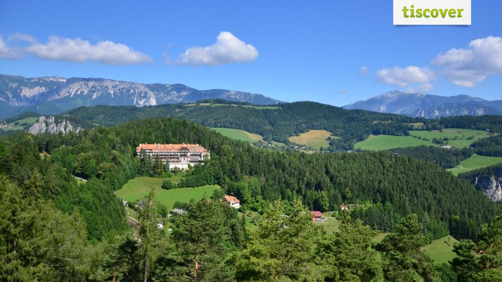 Umgebung  - Villa Landau Semmering