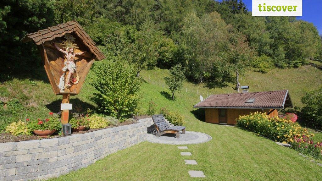 Aussenansicht im Sommer - Ferienhof Hafele Kaunerberg