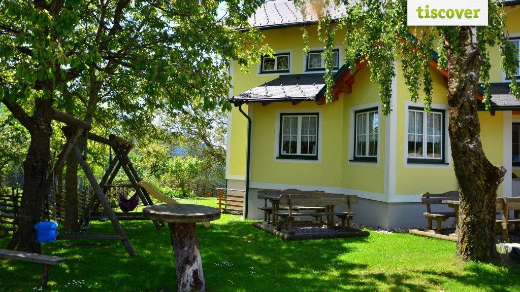 Aussenansicht im Sommer - Huberhof St. Kathrein am Offenegg