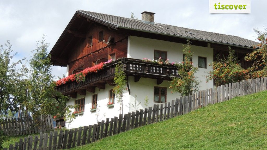 Aussenansicht im Sommer - Haus Assmair Praegraten am Großvenediger