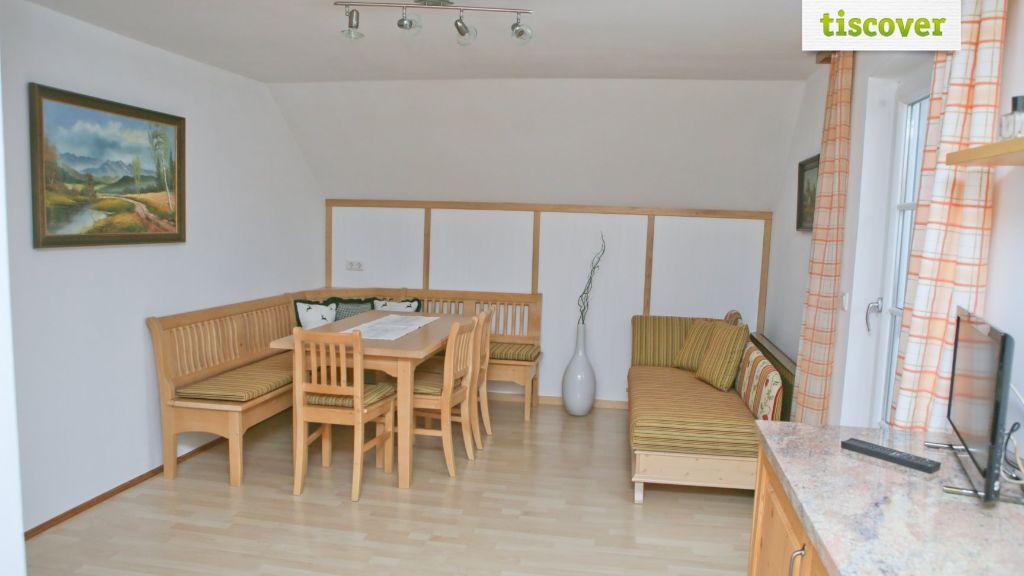 Appartment Ferienwohnung Ferienwohnung - Vordergschwandtgut Faistenau