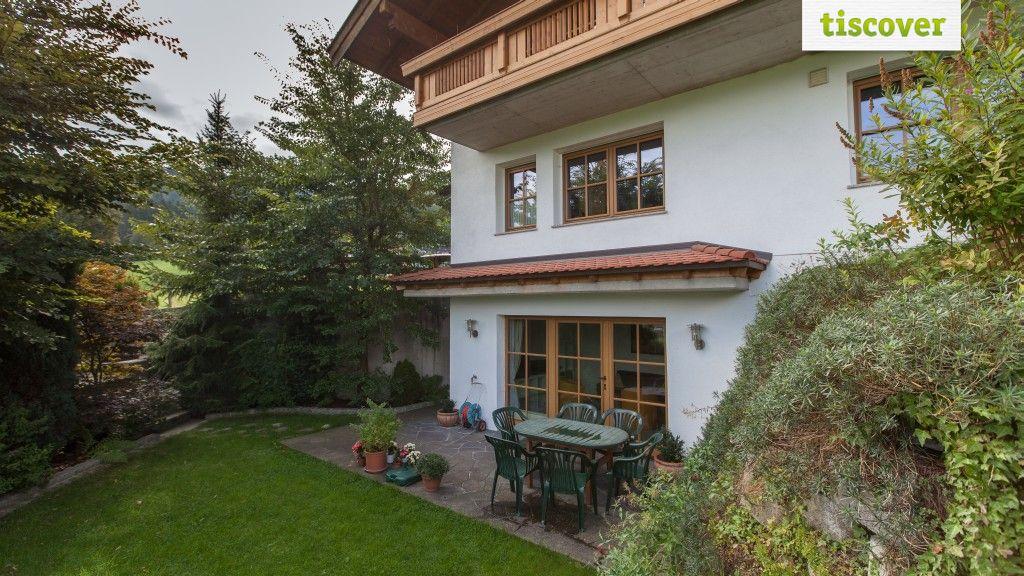 Aussenansicht im Sommer - Landhaus Mueller Reith im Alpbachtal