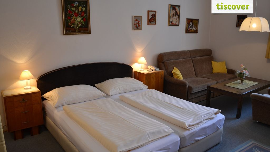Double Room (Standard) In summer