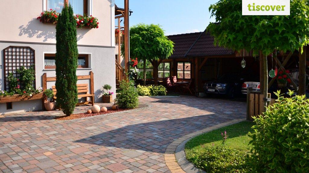 View from outside In summer - Ferienwohnung Herbst Pischelsdorf