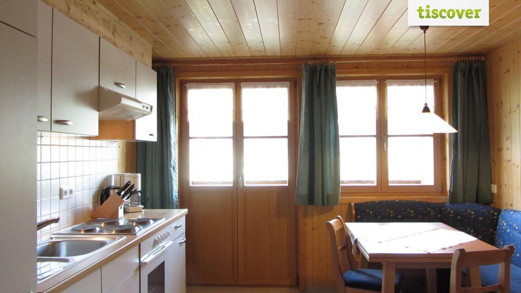 Appartment im Winter, Ferienwohnung Ferienwohnung mit Balkon