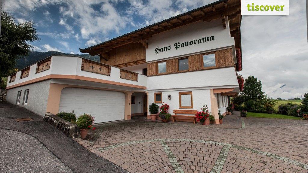 Aussenansicht im Sommer - Haus Panorama Reith im Alpbachtal