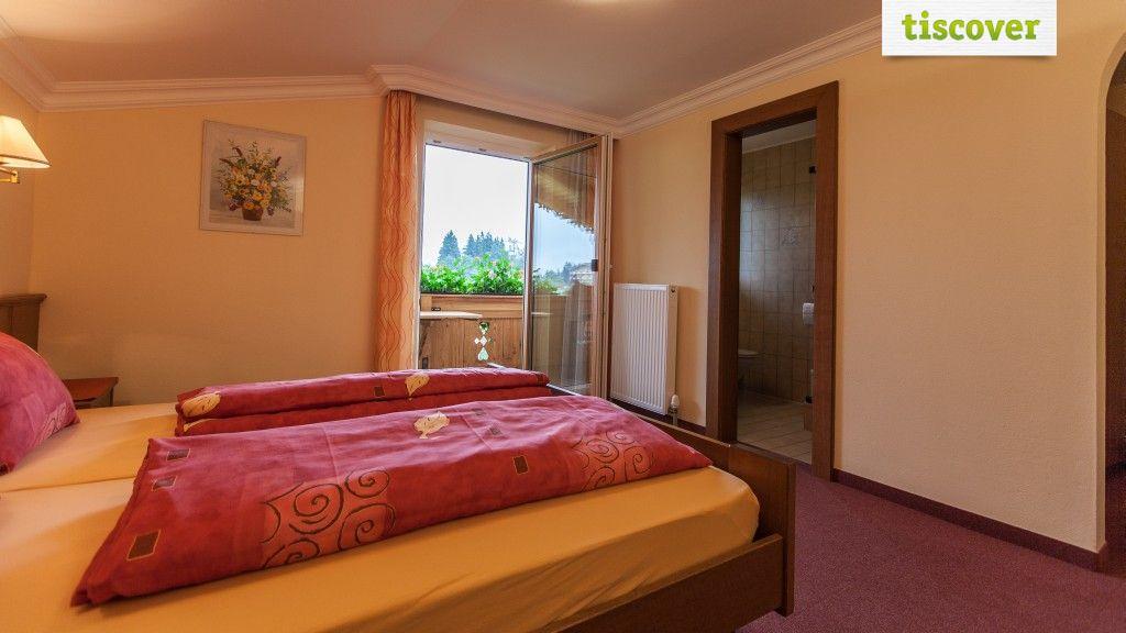 Zimmer mit Balkon  - Haus Panorama Reith im Alpbachtal