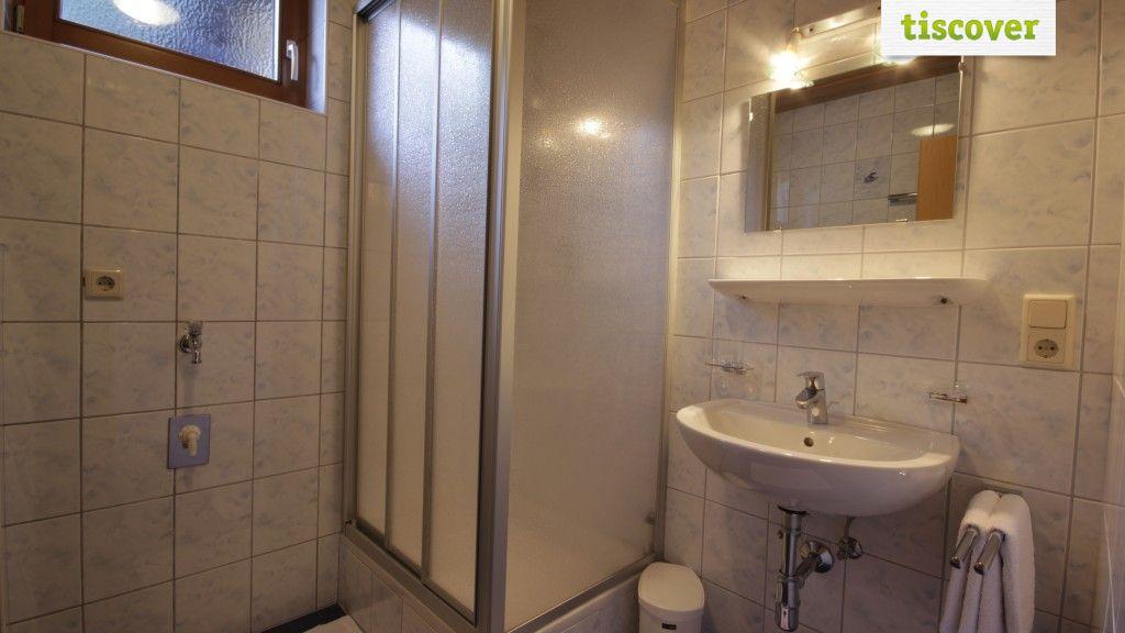 Badezimmer  - Haus Alpenrose Kaunertal