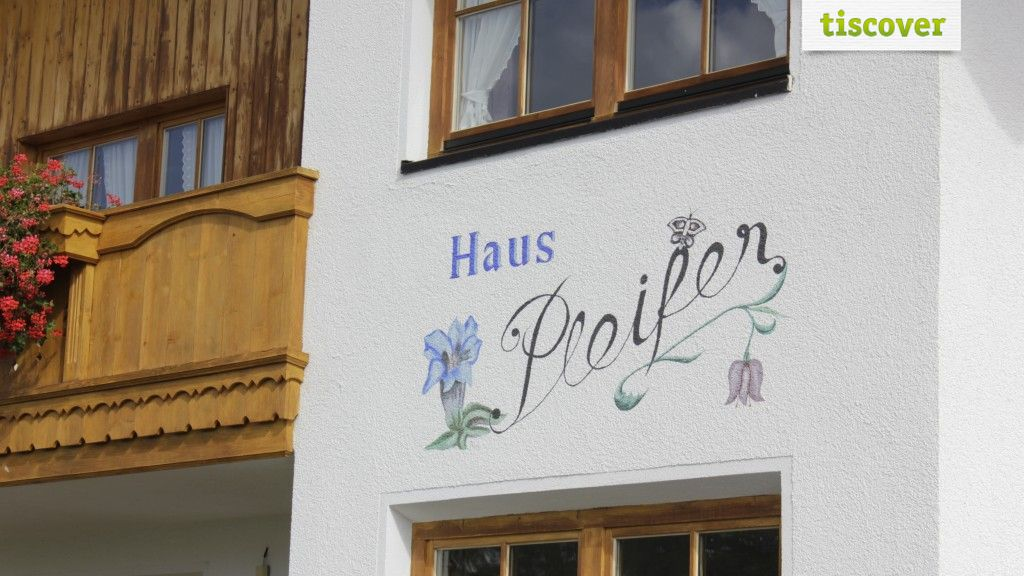 View from outside In summer - Haus Pleifer Kaunerberg