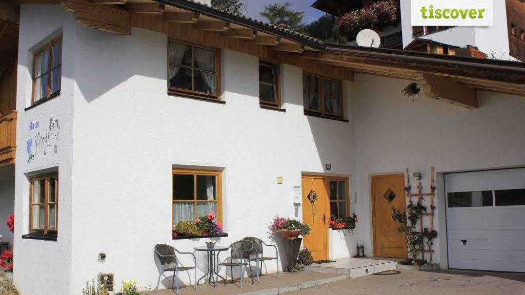 Aussenansicht im Sommer - Haus Pleifer Kaunerberg