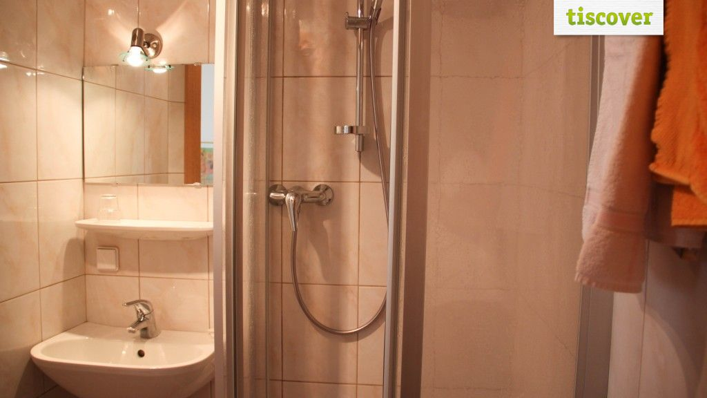 """Bathroom  - Gaestehaus """"Sonnenheim"""" Thaur"""