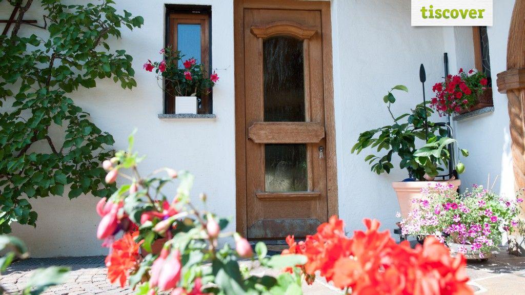 View from outside In summer - Landhaus Brigitta Axams
