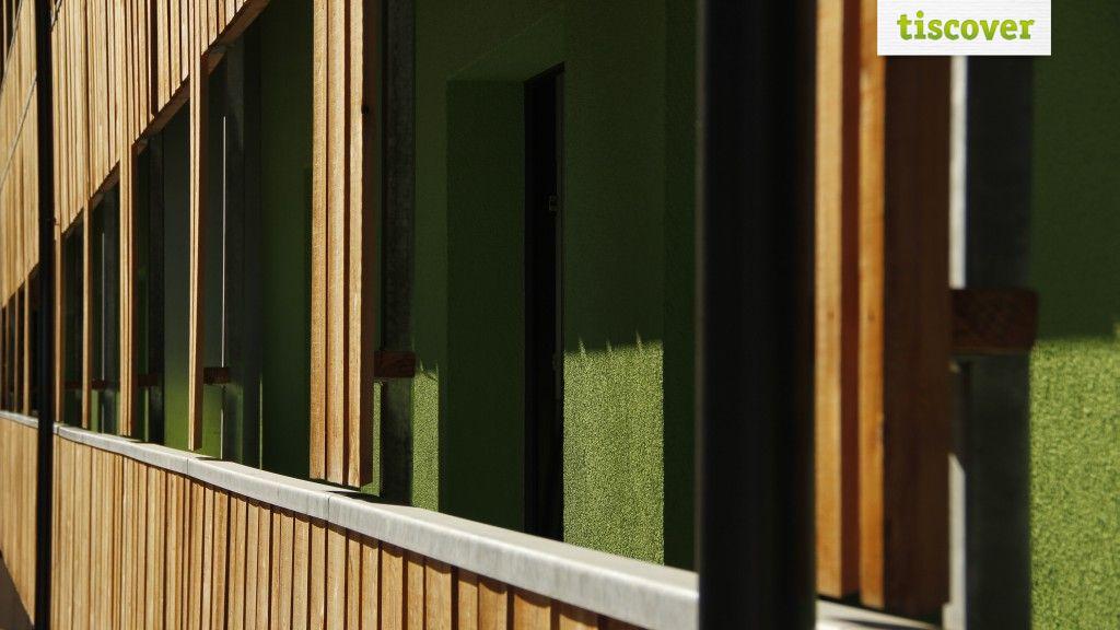 View from outside In summer - Explorer Hotel Montafon Gaschurn-Partenen