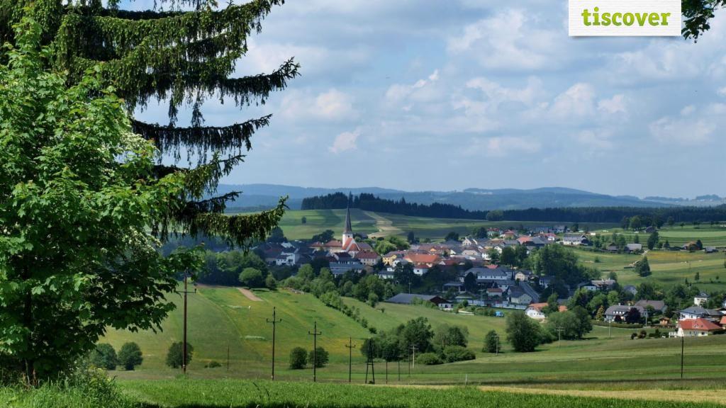Schenkenfelden im Sommer - Schenkenfelden Oberoesterreich