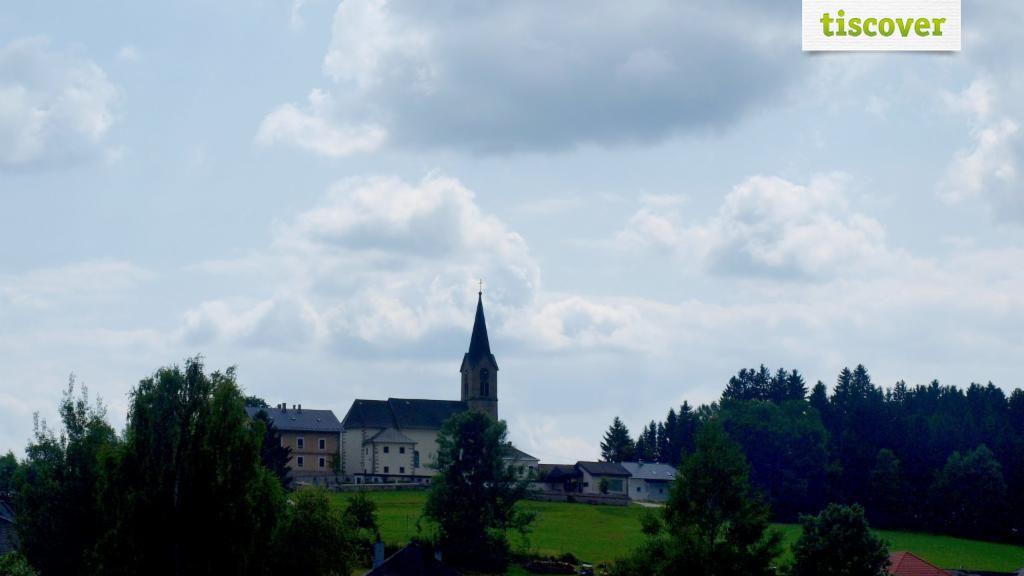 Schwarzenberg am Böhmerwald im Sommer - Schwarzenberg am Boehmerwald Oberoesterreich