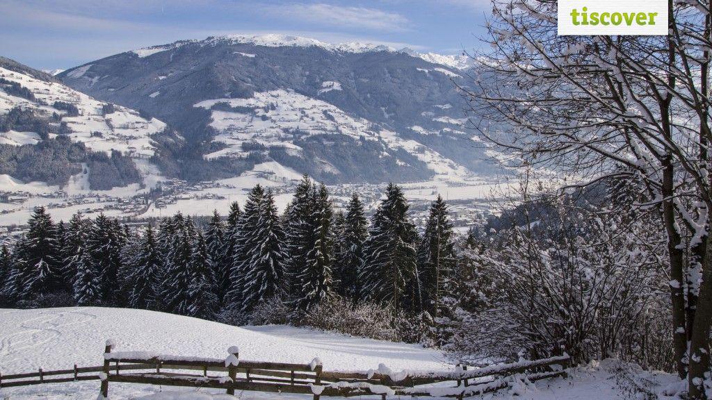 Ried im Zillertal im Winter - Ried im Zillertal Tirol