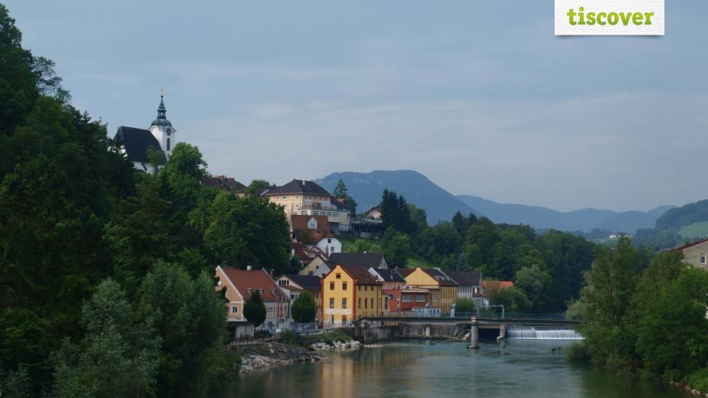 Steinbach an der Steyr In summer - Steinbach  a.  d.  Steyr Upper Austria