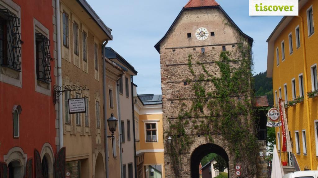 Haslach an der Mühl im Sommer - Haslach a. d. Muehl Oberoesterreich