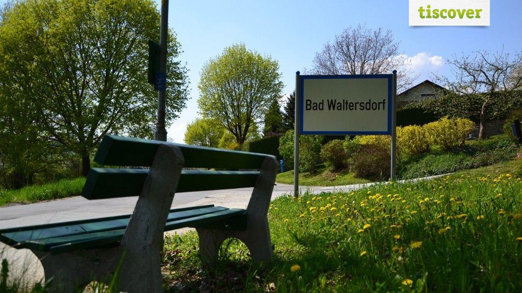 Bad Waltersdorf im Sommer - Bad Waltersdorf Steiermark