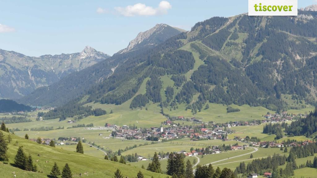 Tannheim In summer - Tannheim Tirol
