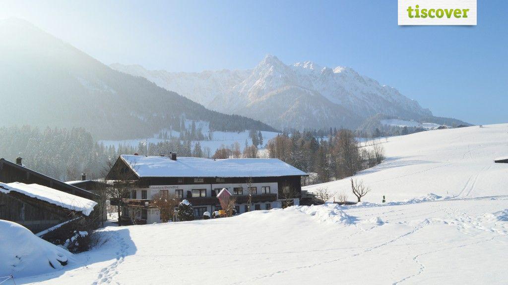 Walchsee / Rettenschöss im Winter - Walchsee Tirol