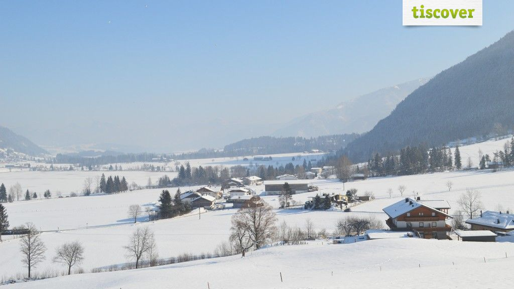 Walchsee / Rettenschöss In winter - Walchsee Tirol