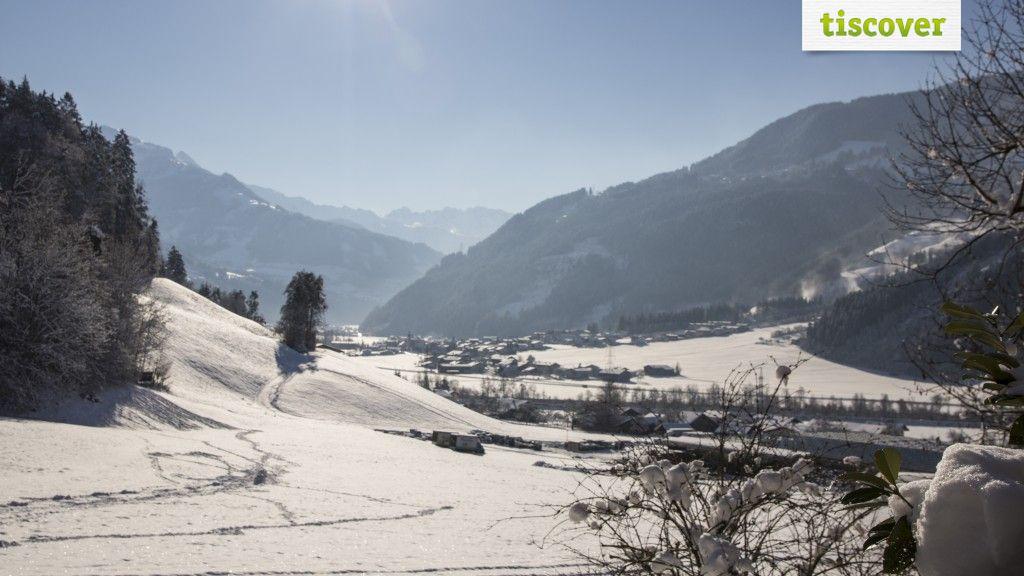 Aschau im Zillertal im Winter - Aschau im Zillertal Tirol