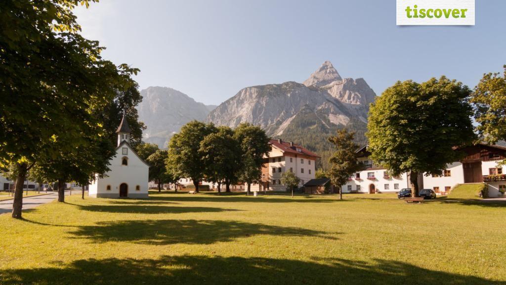 Ehrwald im Sommer - Ehrwald Tirol