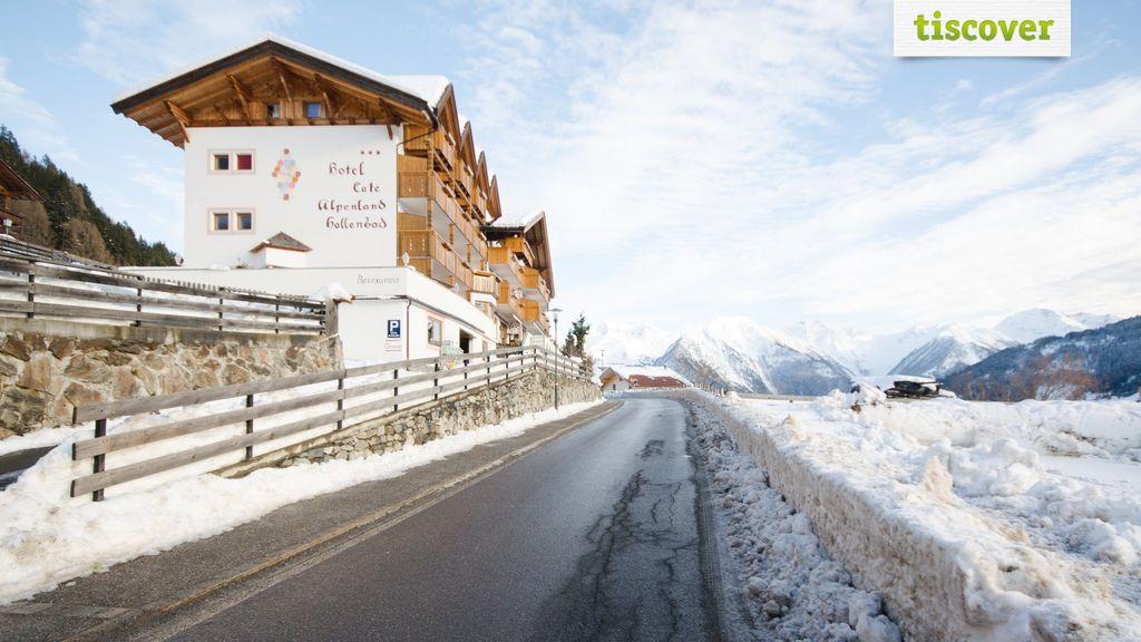 Alpenland Hotel Moos In Passeier 3 Sterne Hotel Tiscover