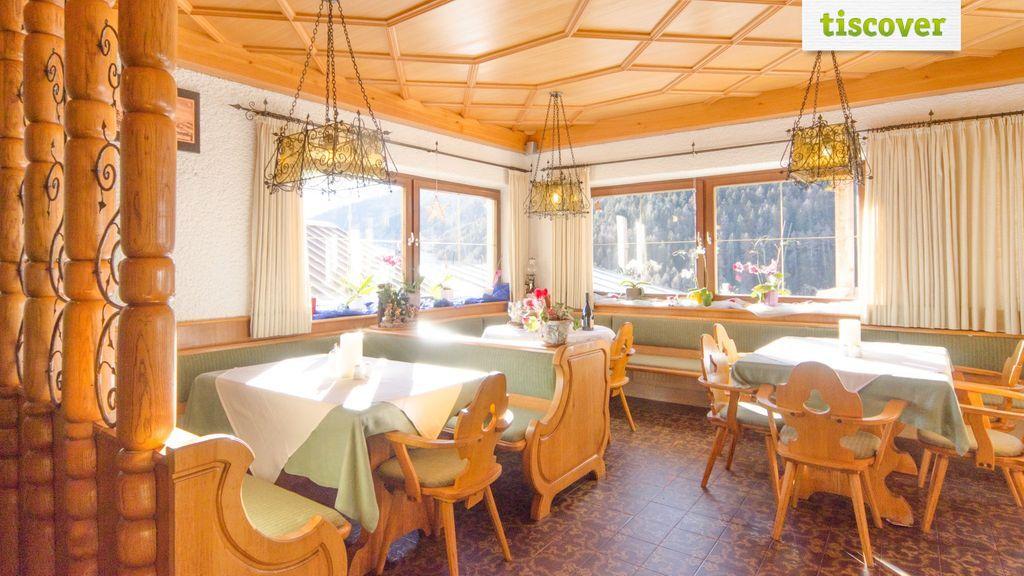 Restaurant  - Hotel Gasthof Edelweiss Mals im Vinschgau